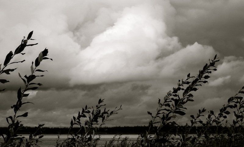 clouds-over-river-bw-20707