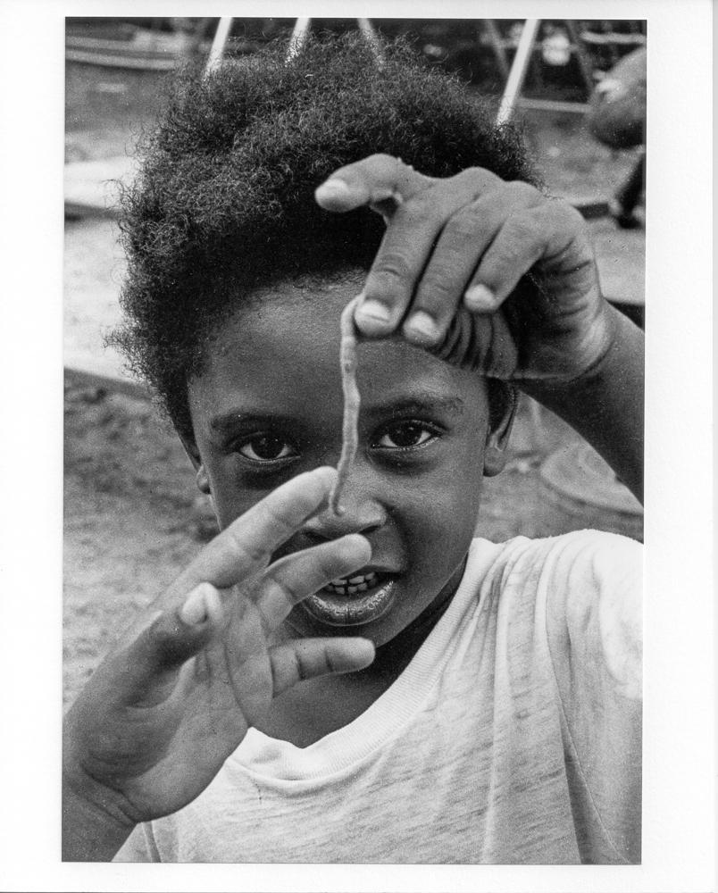 buckner orphanage, dallas, circa 1968, by charles schuler